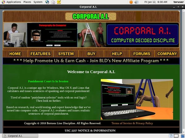 Corporal A.I. Account Gratis
