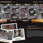 Czech Massage Log In