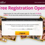 Get Affairalert.com Account