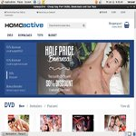 Homoactive Downloads Join With ClickandBuy