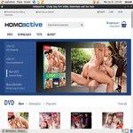 Homoactive Free Acount