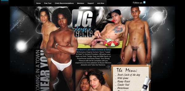 Jorges Gang Porn Site