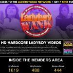 Ladyboy Wank Premium Acc