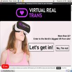 Porn Virtual Real Trans Free