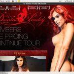 TS Domino Presley With Australian Dollars