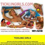 Ticklin Girls Sign