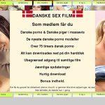 Danske Sex Film Logins