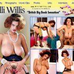 Nilli Willis Mit Bankkarte