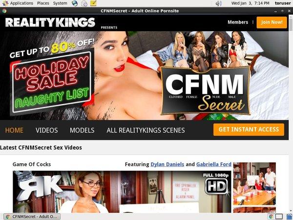 CFNM Secret Special Deal