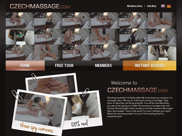 Premium Account Czech Massage