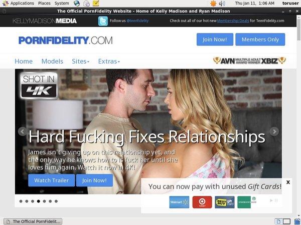 Pornfidelity Register