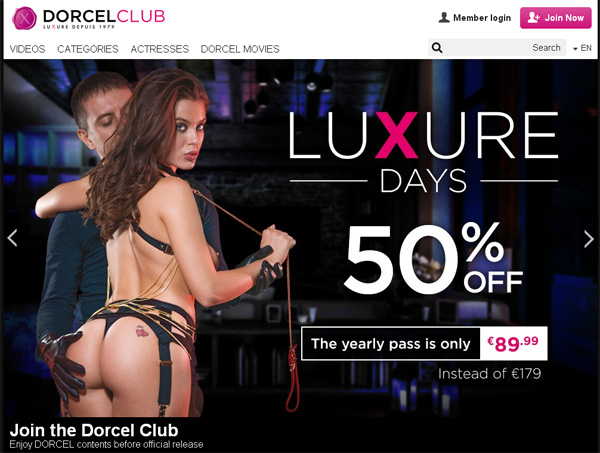 Dorcelclub.com Latest