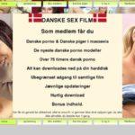 Danske Sex Film Premium Account