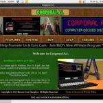 Corporal A.I. Usernames