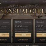 Sensual Girl Girl