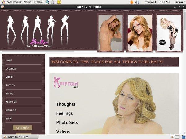 Full Kacytgirl.com Videos