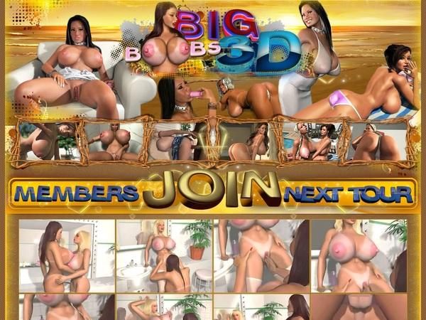 Bigboobs3d.com Account Information